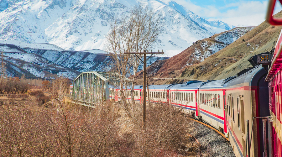 TCDD Doğu Ekspresi Tren Gezileri, Tren Gezi Seyahat Acentası, Anadolu Turları